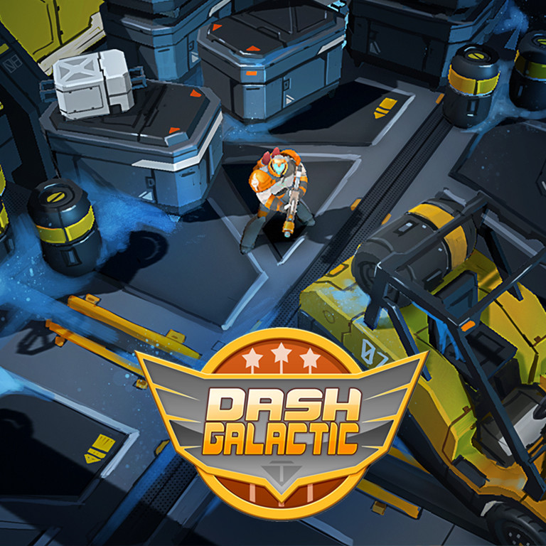 Dash Galactic: Ice Station