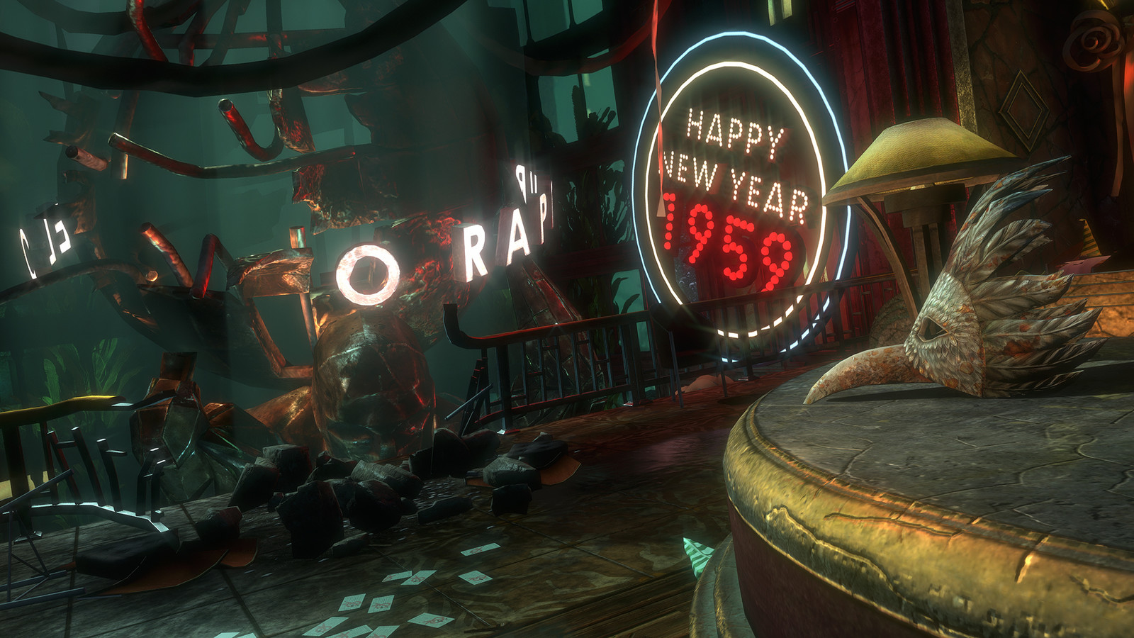 BioShock Remastered (Irrational - Blind Squirrel Games)