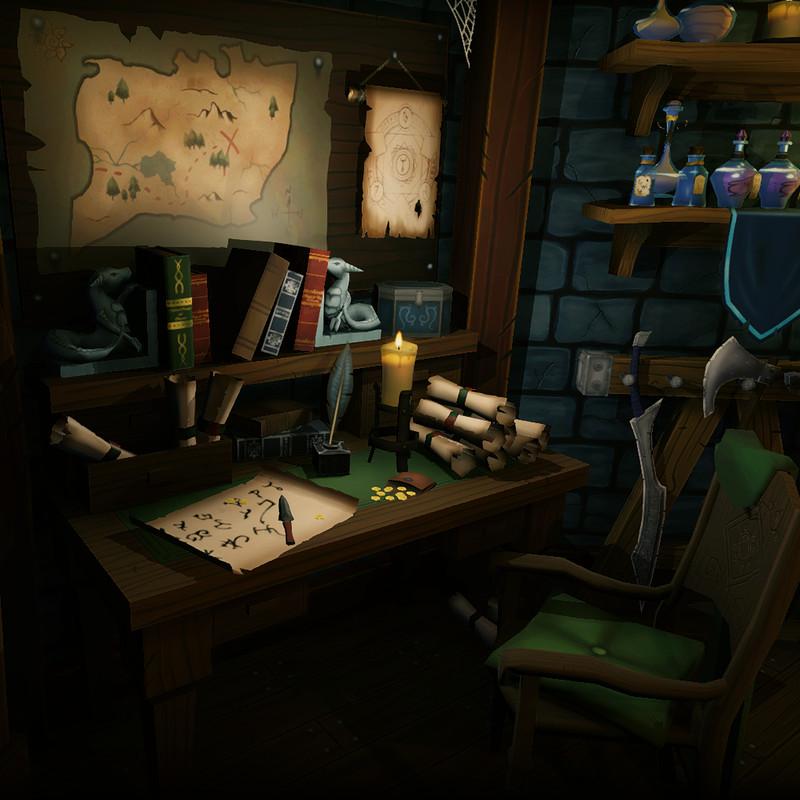 Adventurer's Room v2