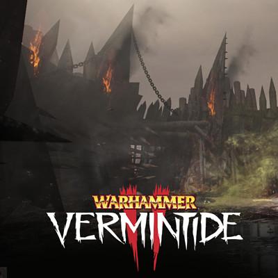 Warhammer: Vermintide 2 - Chaos warcamp architecture