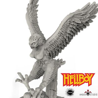 Harpy - HELLBOY boardgame