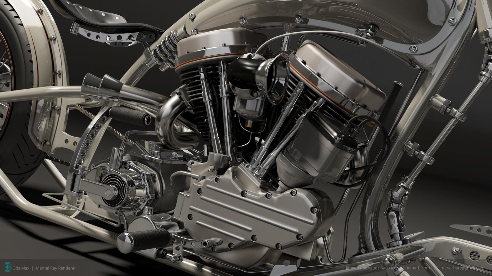 Swingshot Motorcycle