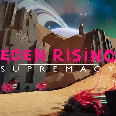 T ryan mclean eden rising logo