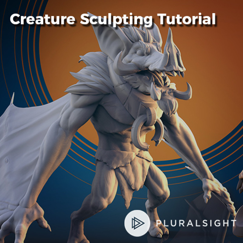 Game Creature Sculpting Fundamentals