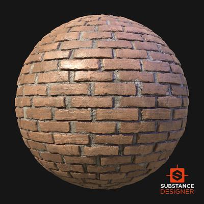 Brick Wall 01