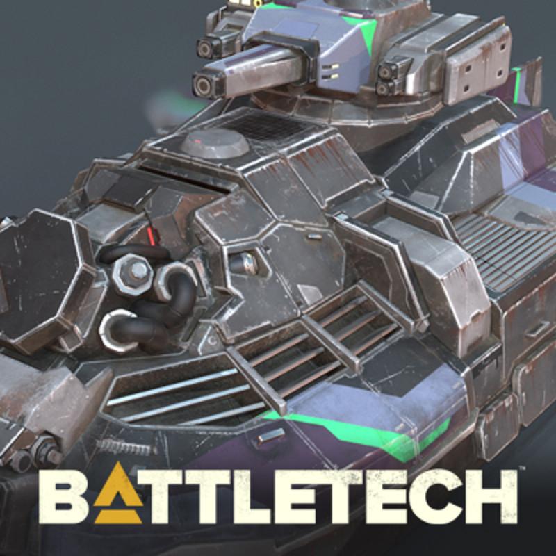 BATTLETECH - Drone SLDF