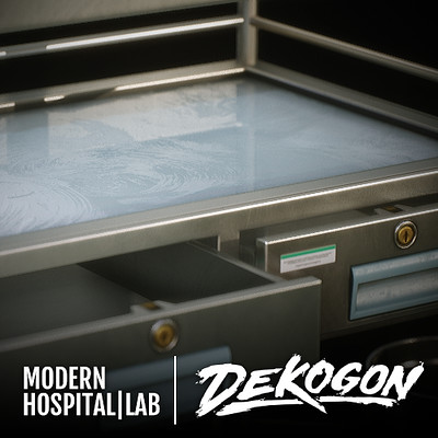 Dekogon - Supply Cart