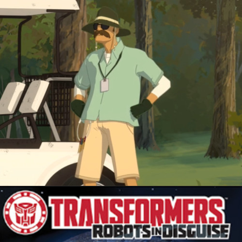 Transformers Robots in Disguise - Groundskeeper