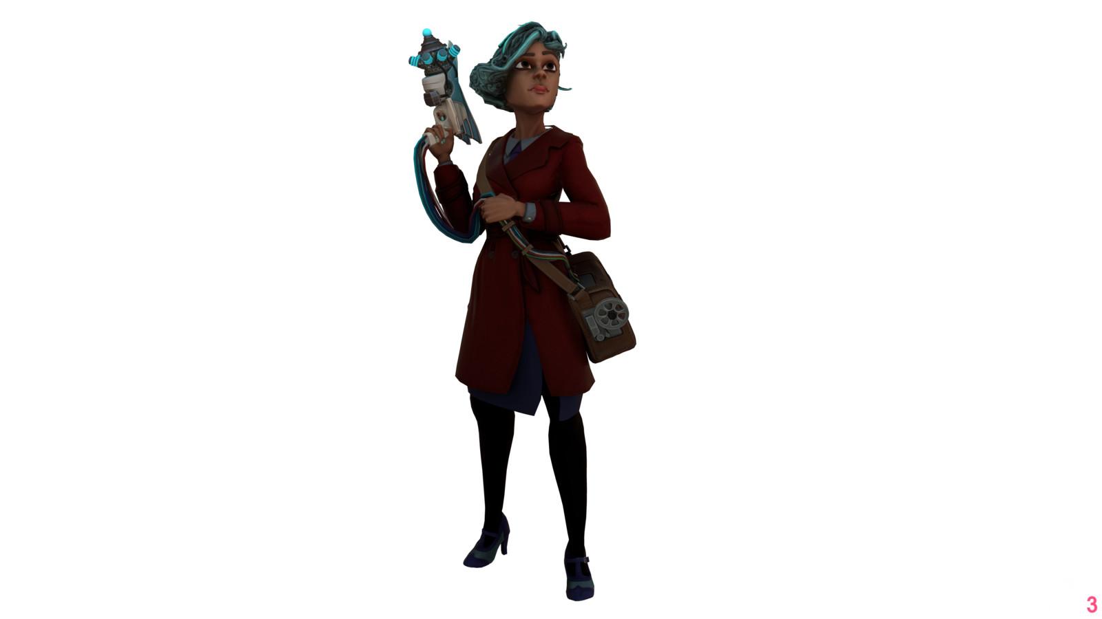 Agent Elisa