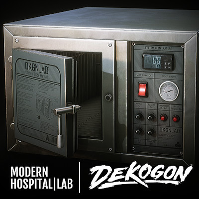 Dekogon - Sterilizer