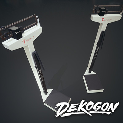 Dekogon - Scale