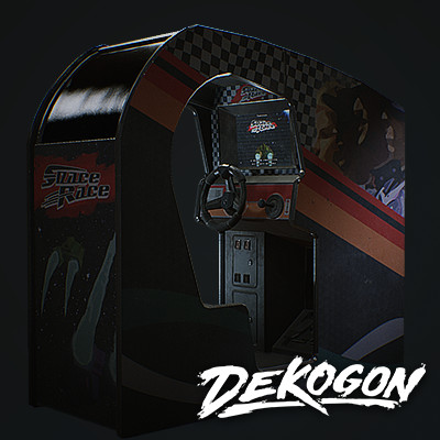 Dekogon - Arcade 05