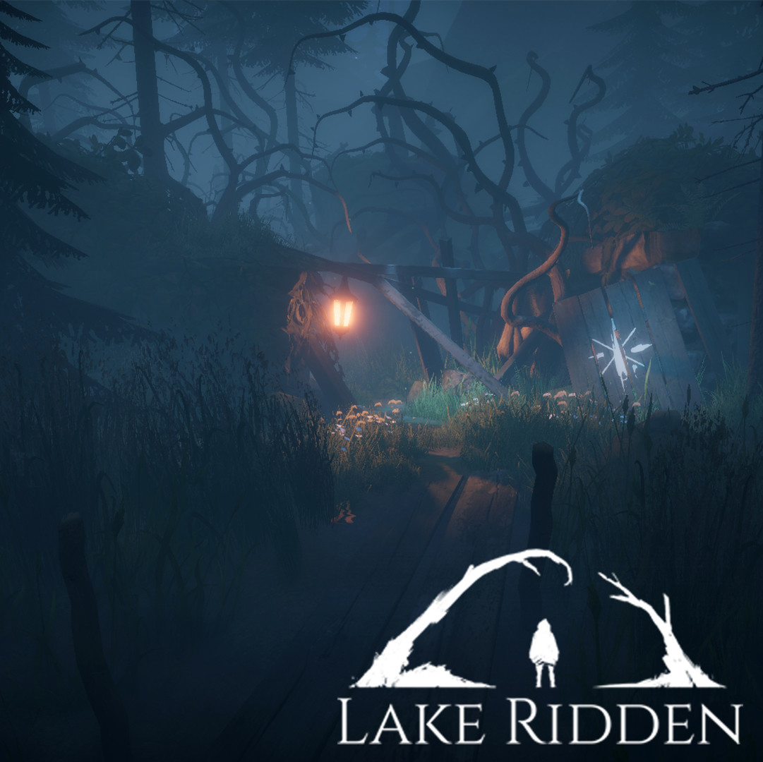 Lake Ridden - The Lower Garden (SPOILER WARNING)