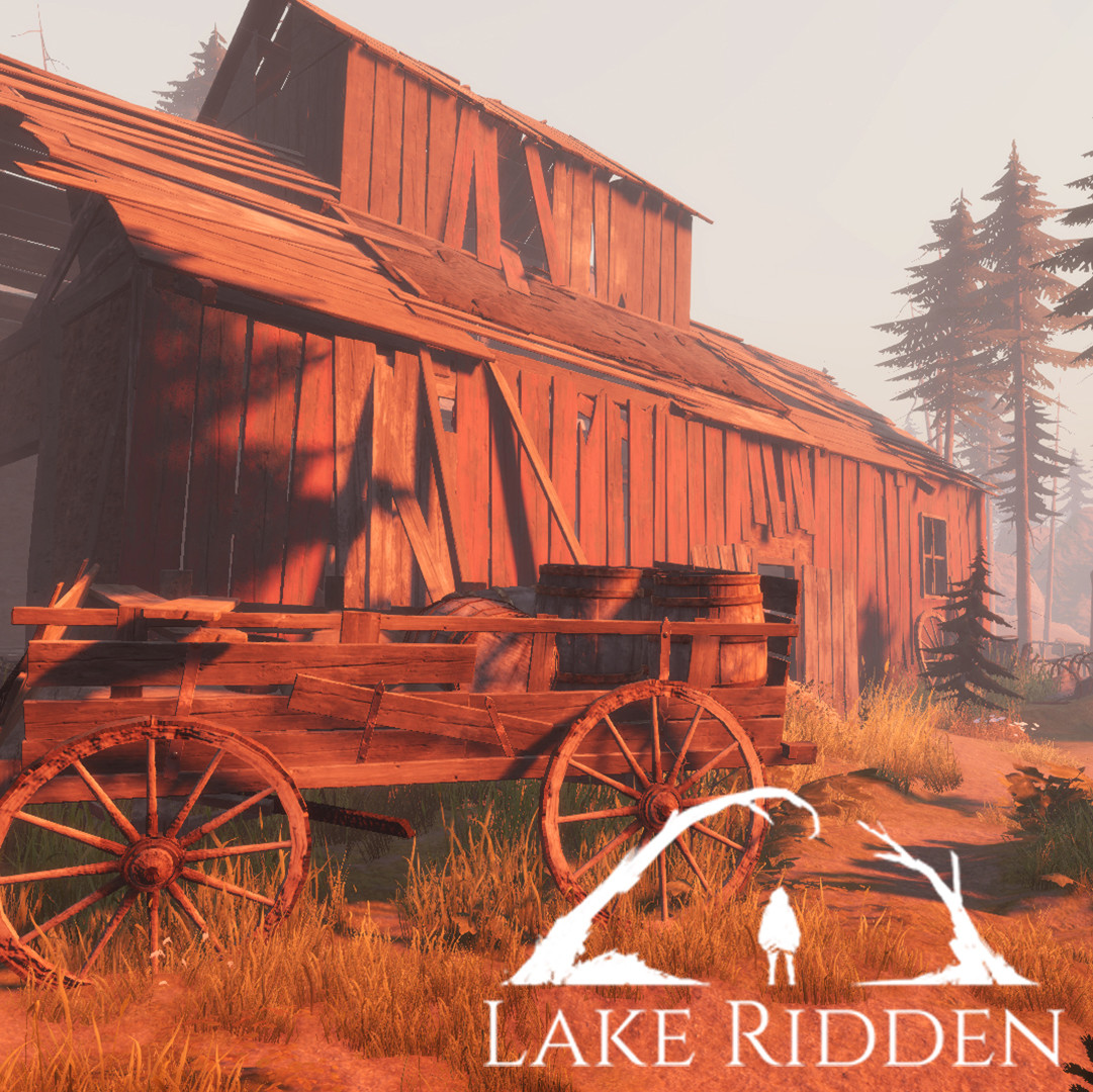 Lake Ridden - Village/Courtyard - Part 1 (SPOILER WARNING)