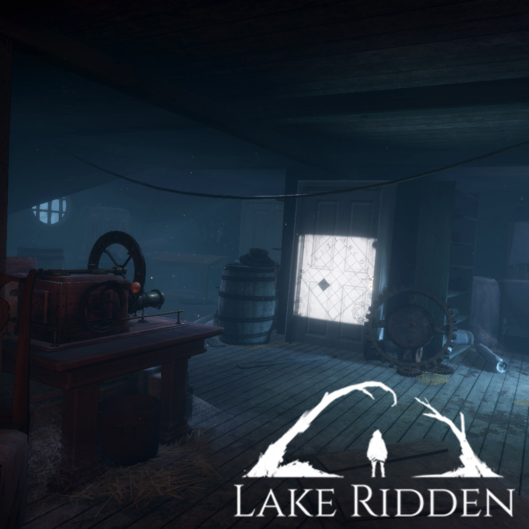 Lake Ridden - Attic (SPOILER WARNING)