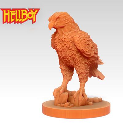 Killer Bird - HELLBOY boardgame