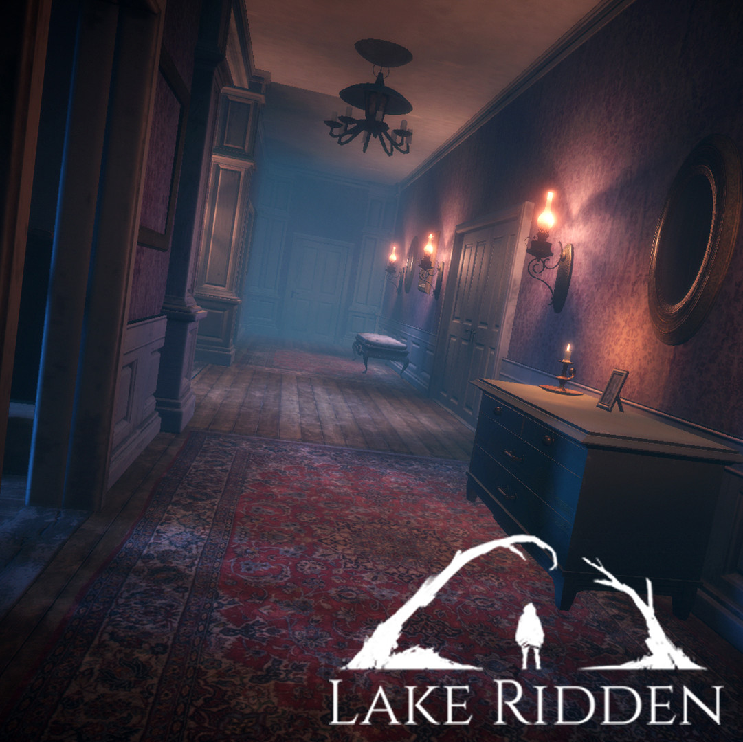Lake Ridden - The Estate At Night