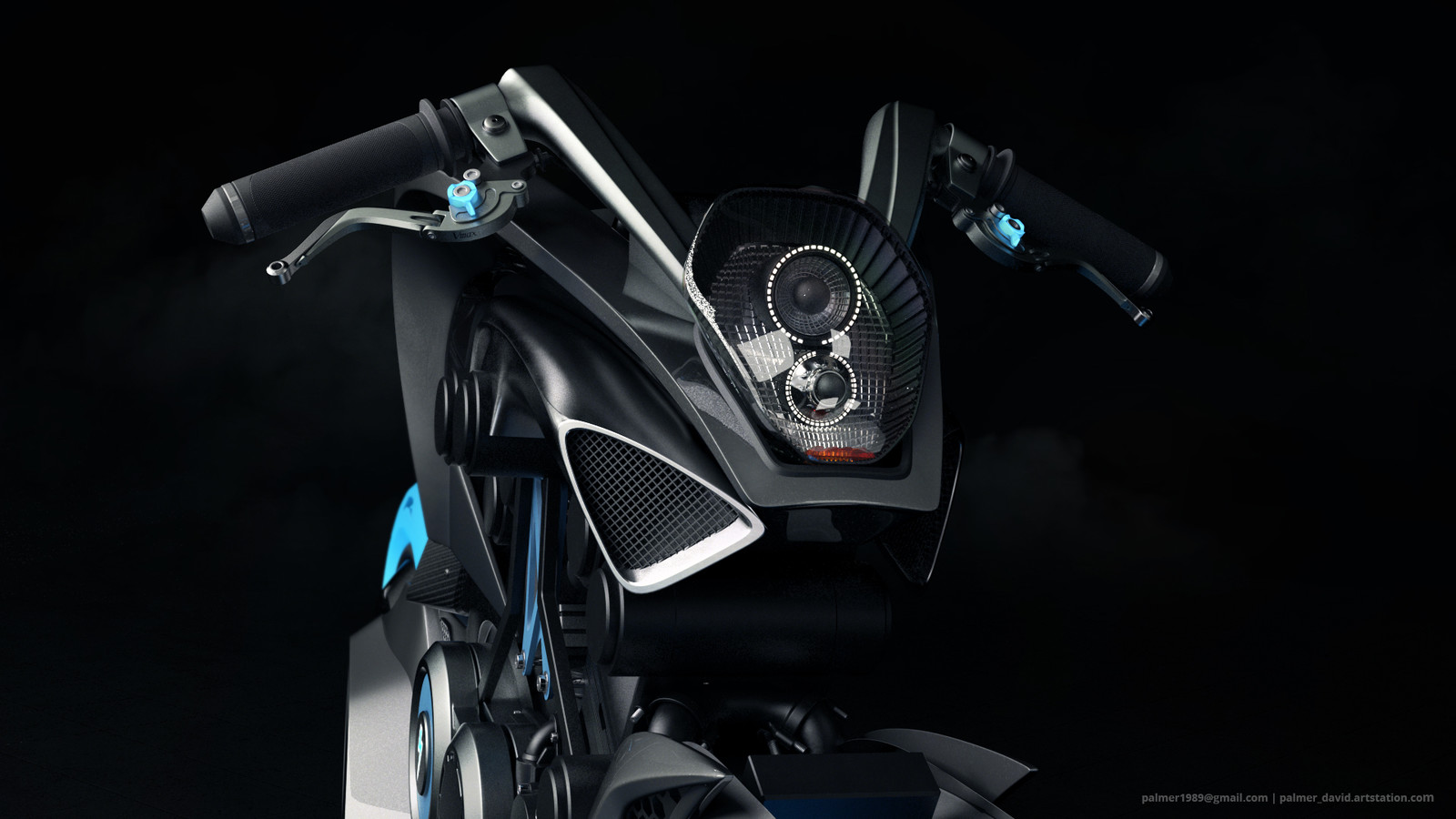 Yamaha VMax Hybrid Concept