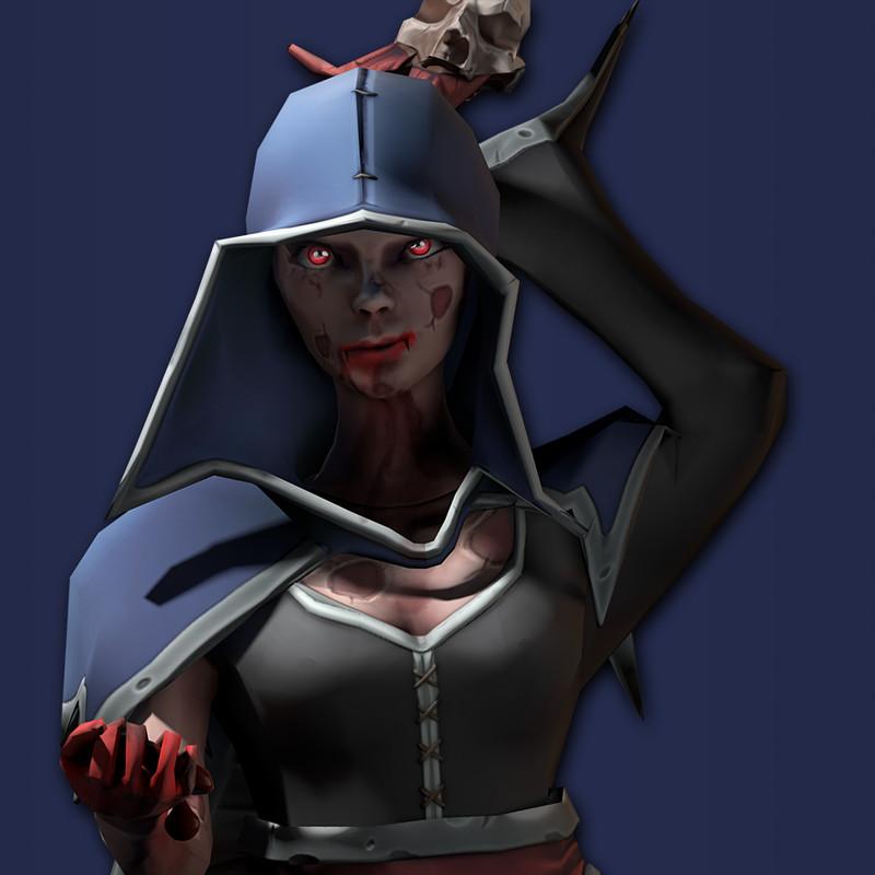 Vampire Mila