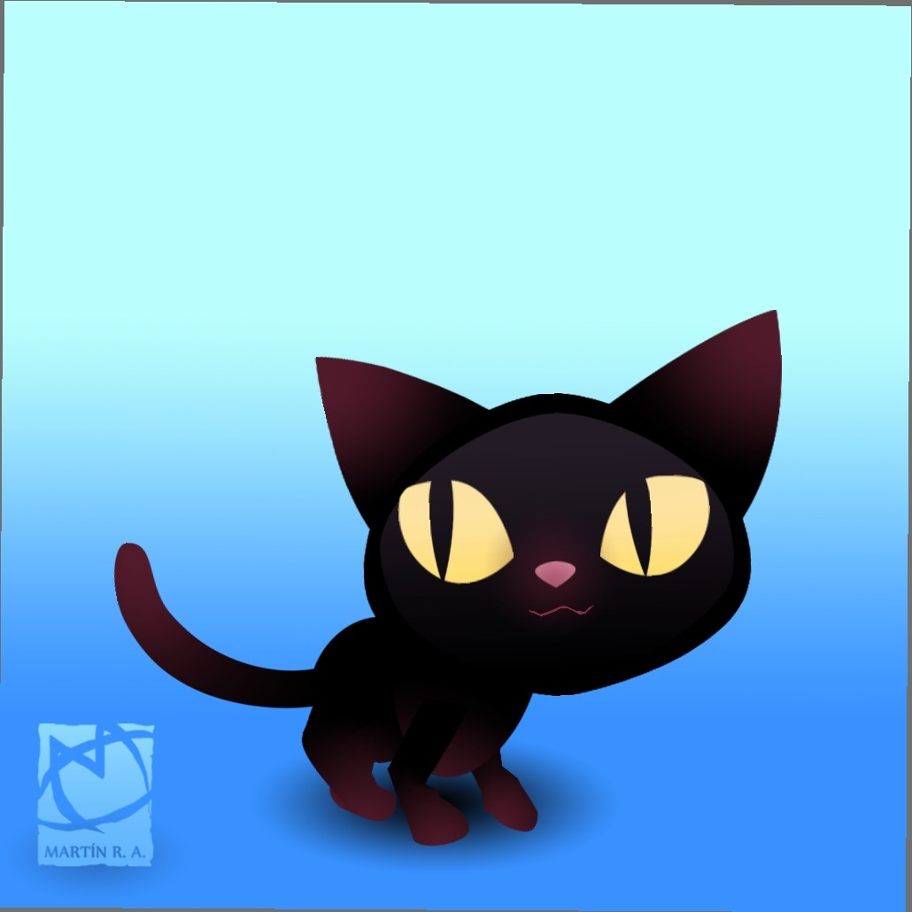 Cat animations