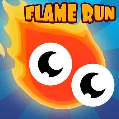 Carl kent flame run