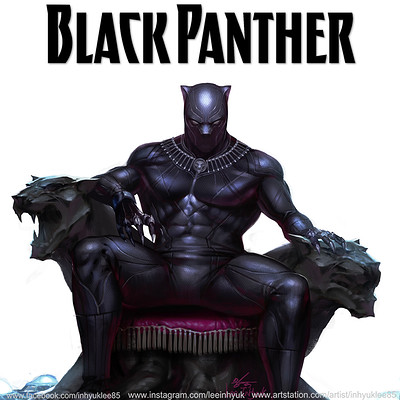 Inhyuk lee black panther 2