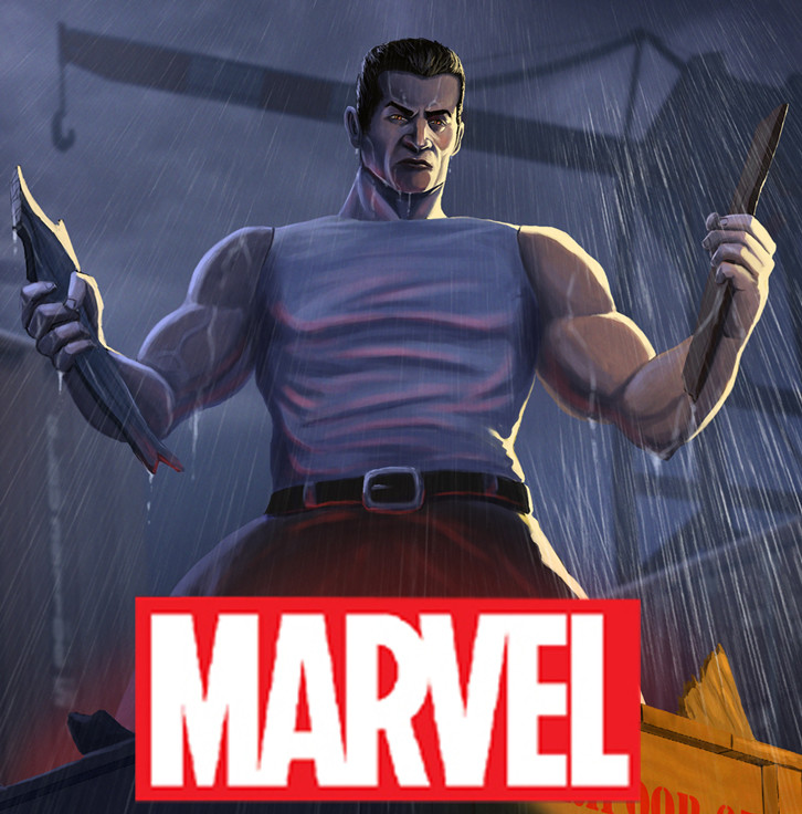 Marvel Noir x-men, Comrade Rasputin