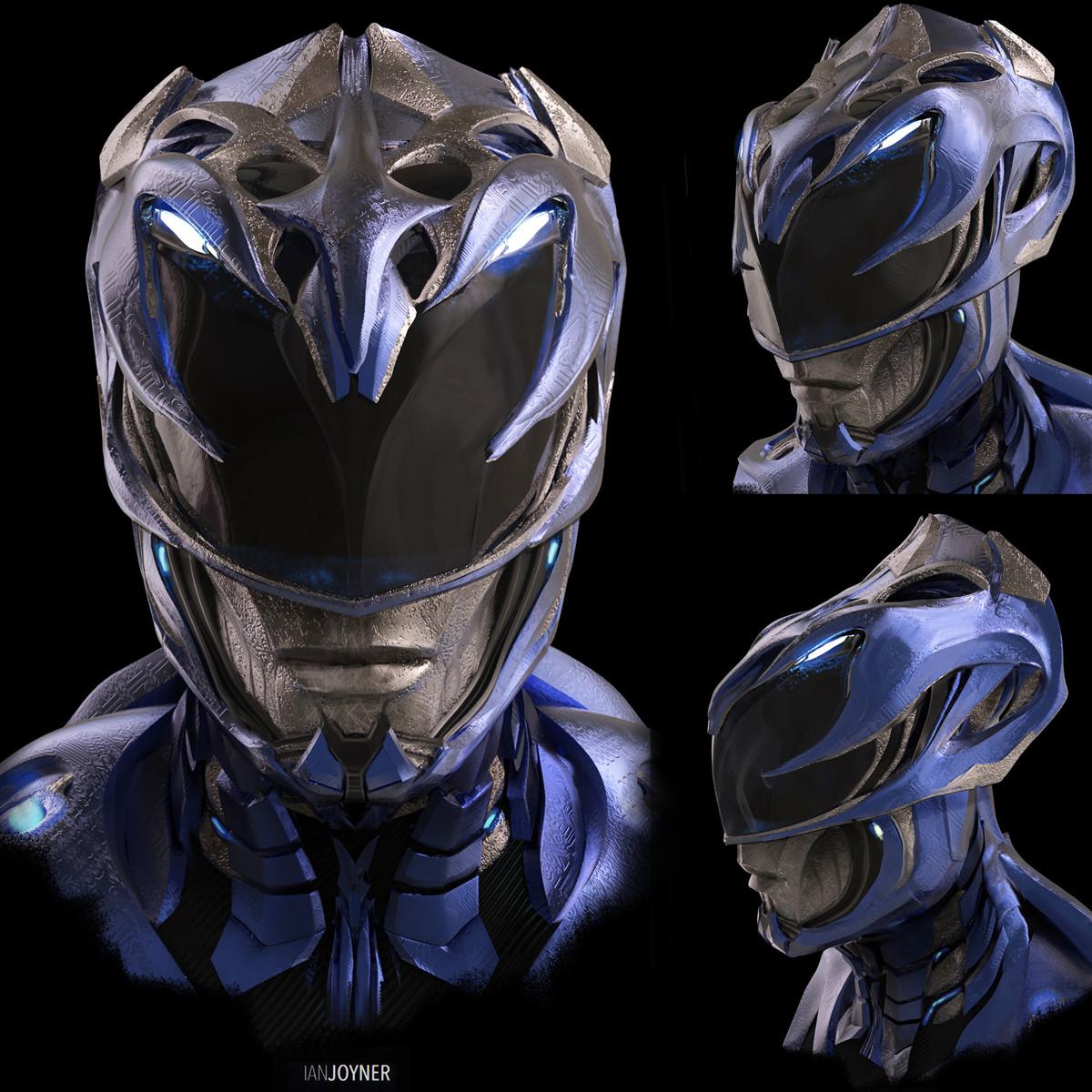 Power Rangers - Blue Ranger