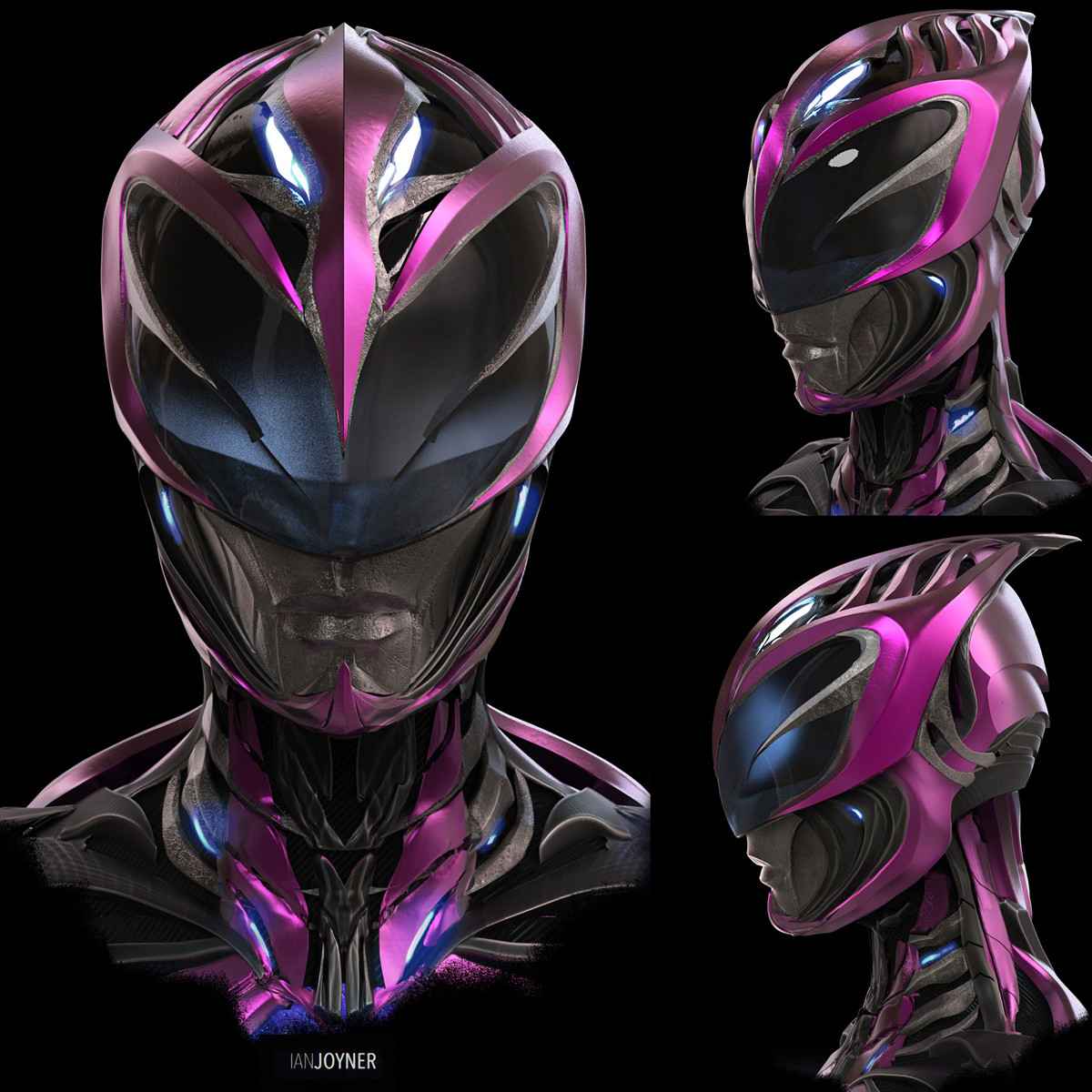 Pink Ranger - Power Rangers