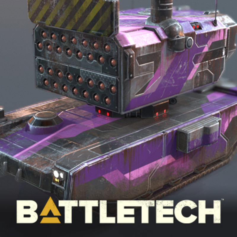 BATTLETECH - LRM Carrier