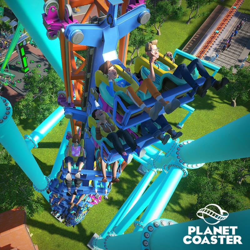 Planet coaster - Viper One