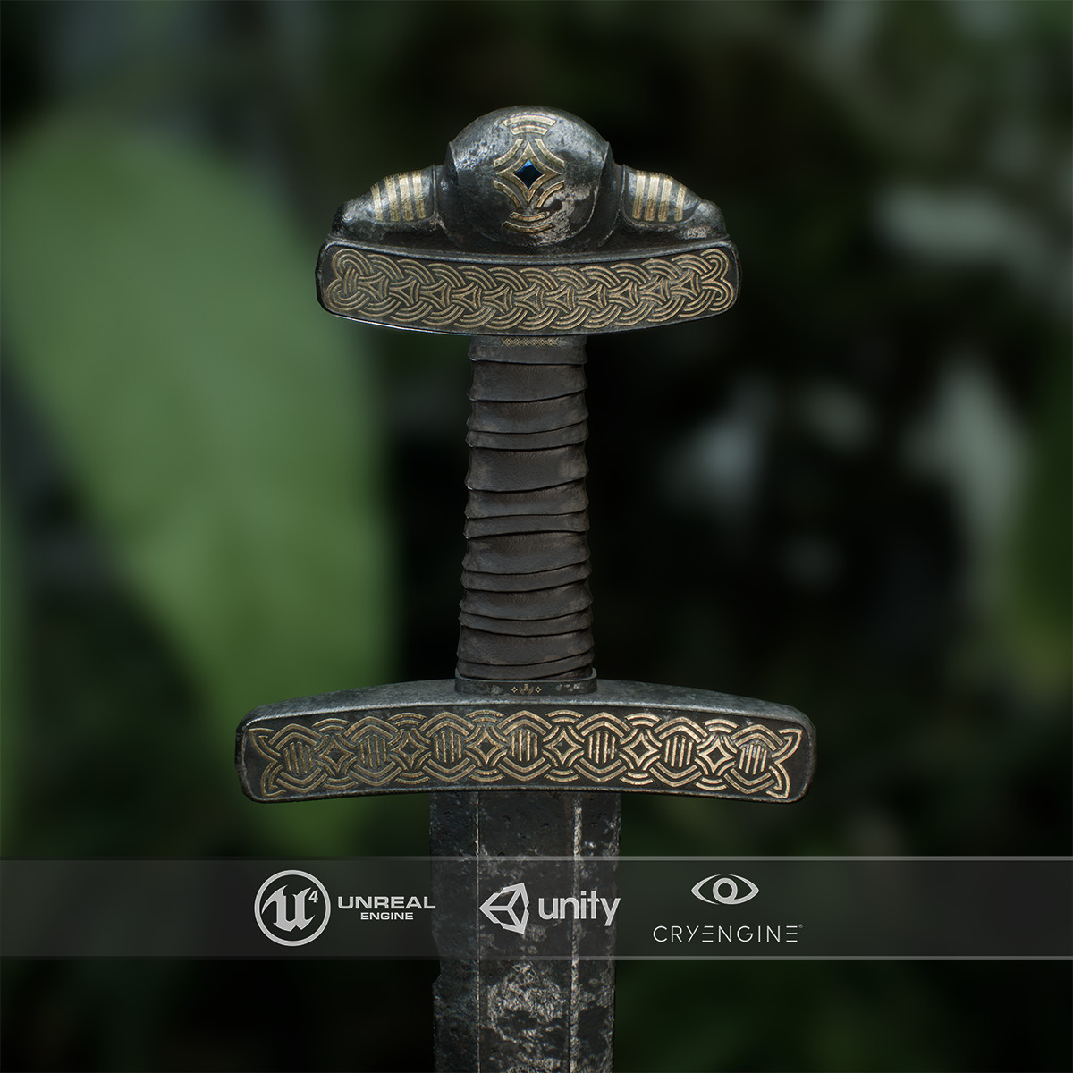 Viking Sword (Ulfberht)