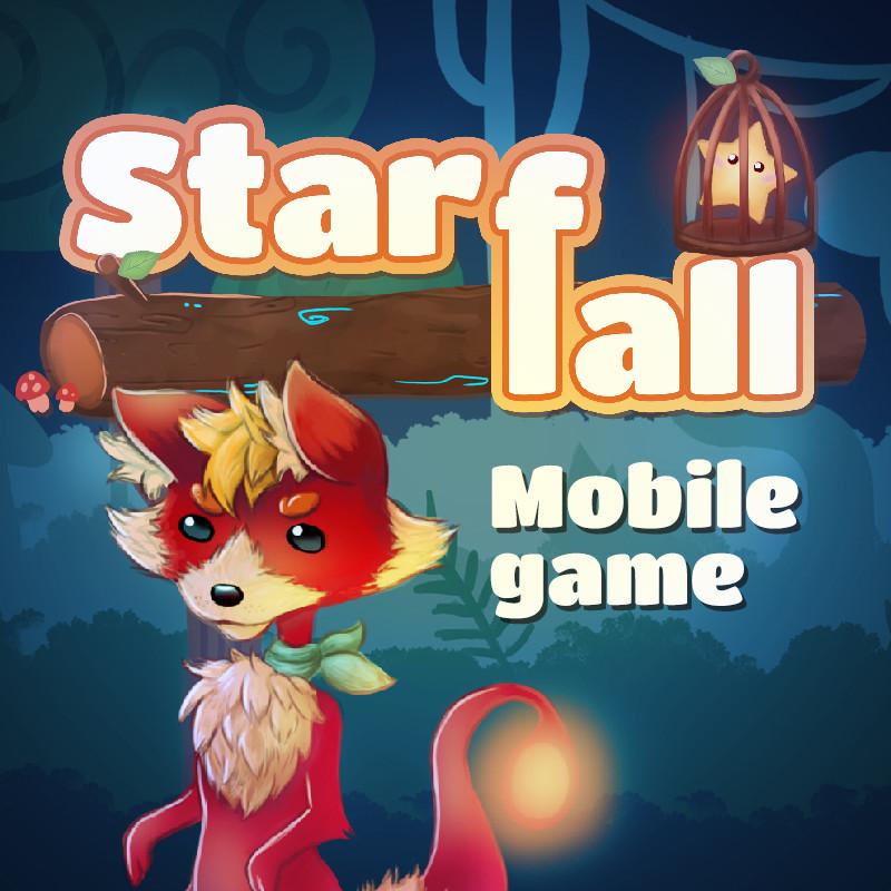 Starfall - Mobile game