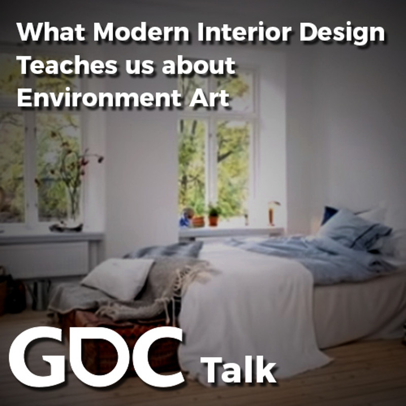 What Modern Interior Design Teaches us about Environment Art