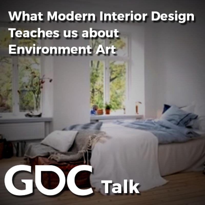 What Modern Interior Design Teaches us about Environment Art
