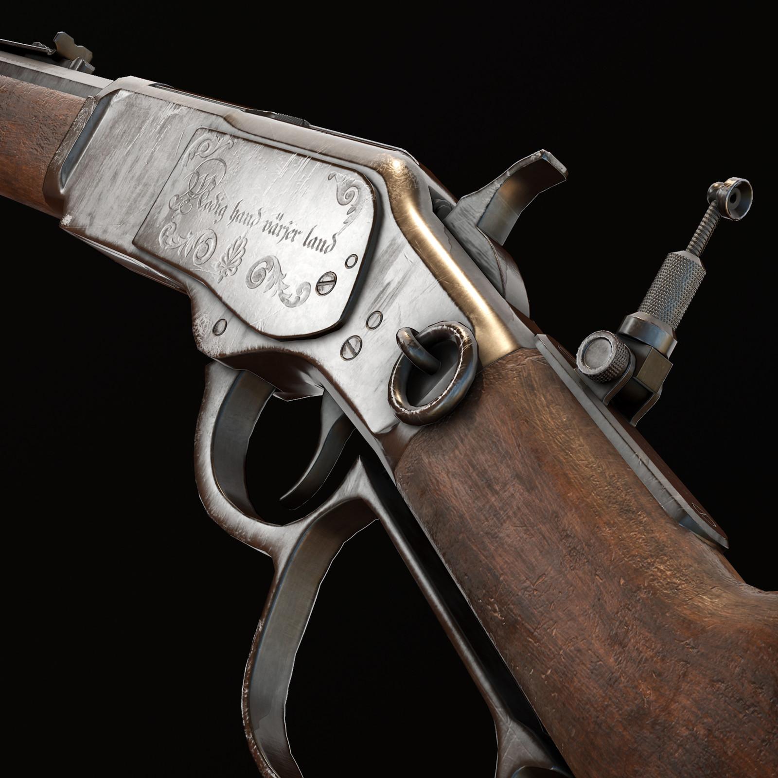 1873 Winchester - 06/18