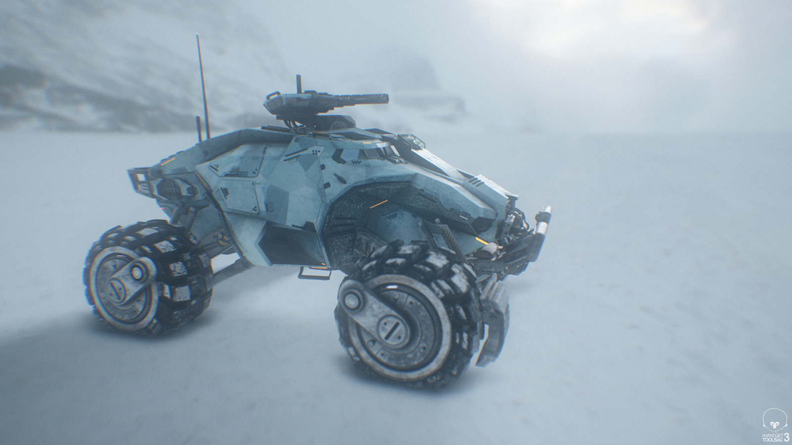 Polar Vehicle