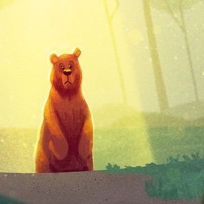 Lorena loguen the bear by lorena loguen icon