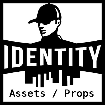 Identity Assets / Props