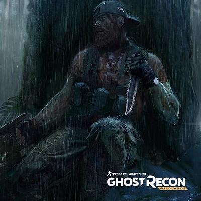 Morgan yon ghost mlogo