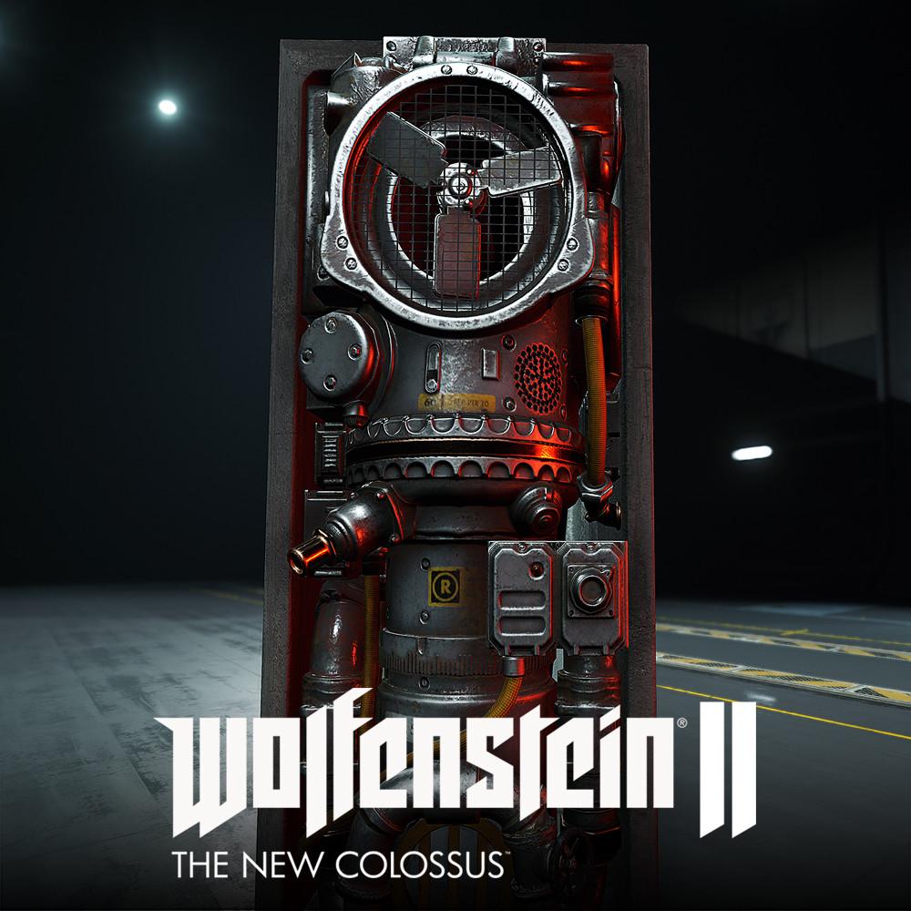 Wolfenstein 2: Vent