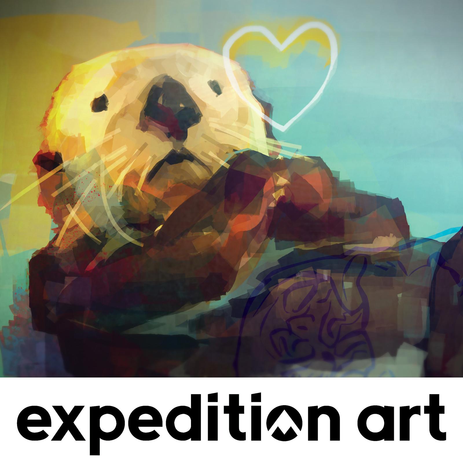 Sea Otter <3