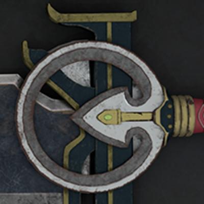 Victor navarro riven sword