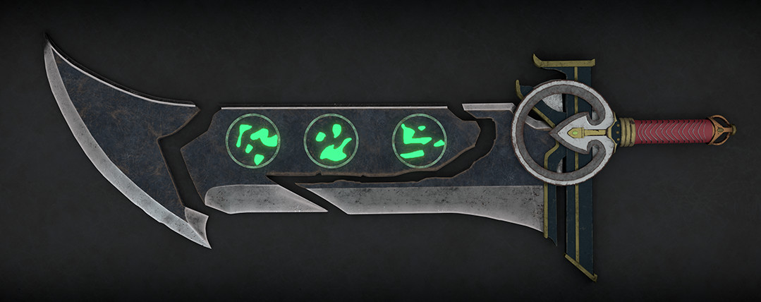 Riven's sword