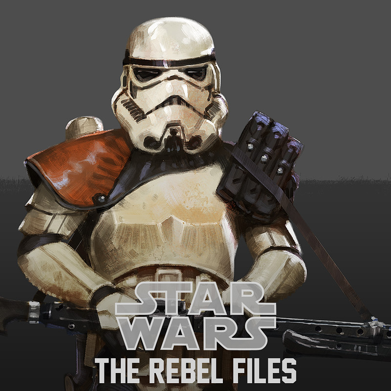 Star Wars: The Rebel Files - storm troopers part01