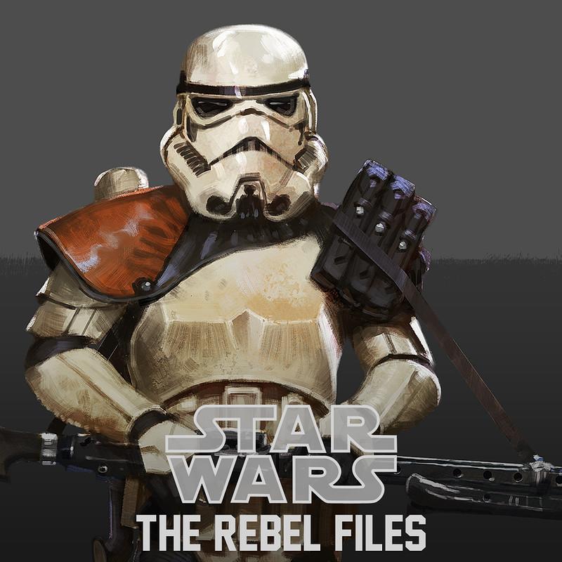 Star Wars: The Rebel Files - storm troopers part01