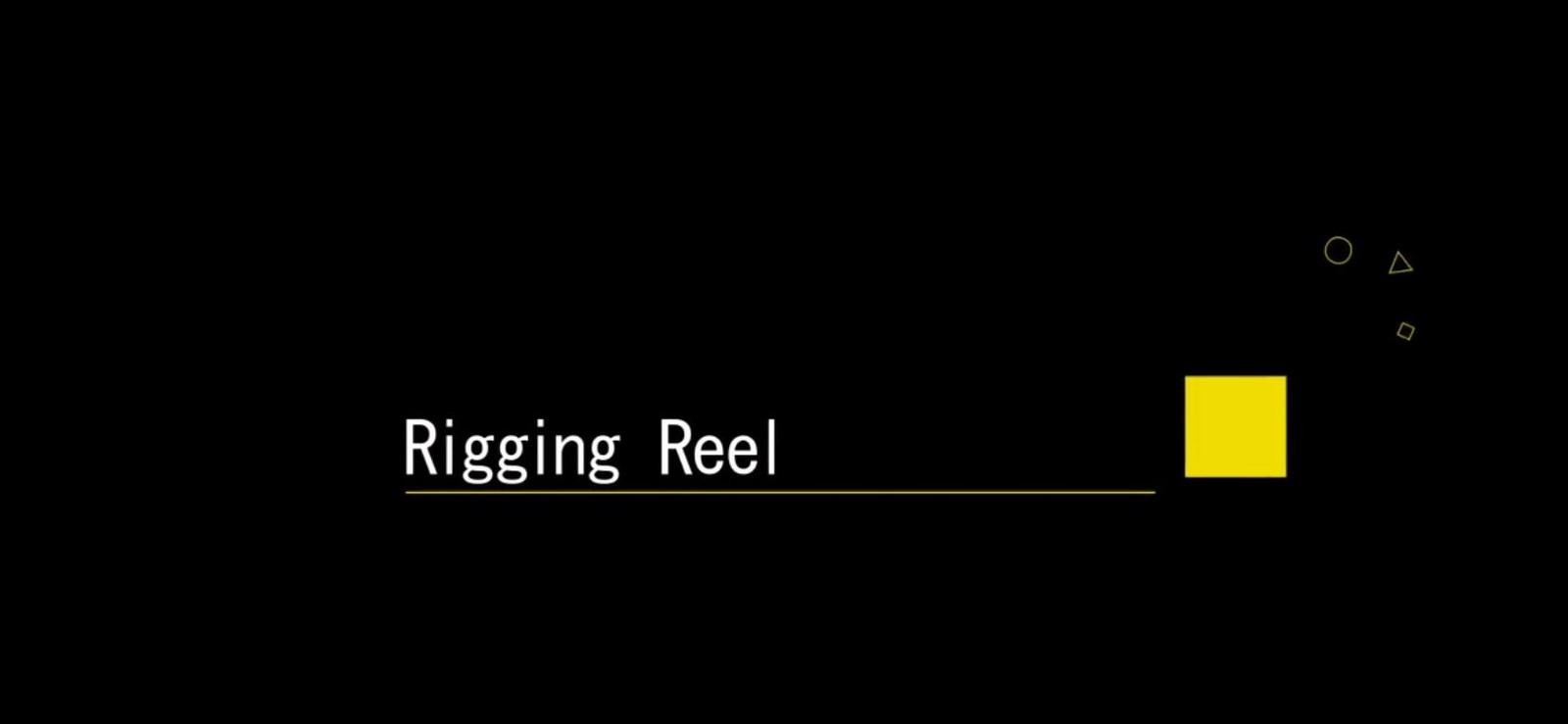 Rigging Videoreel