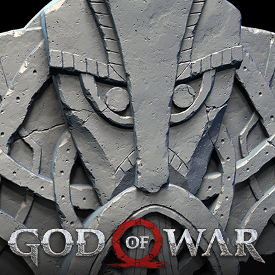 God of War 4 - Sculpts - Dwarven Assets