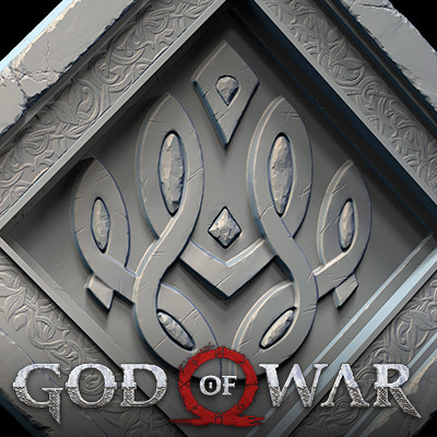 God of War 4 - Sculpts - Hidden Chamber of Odin