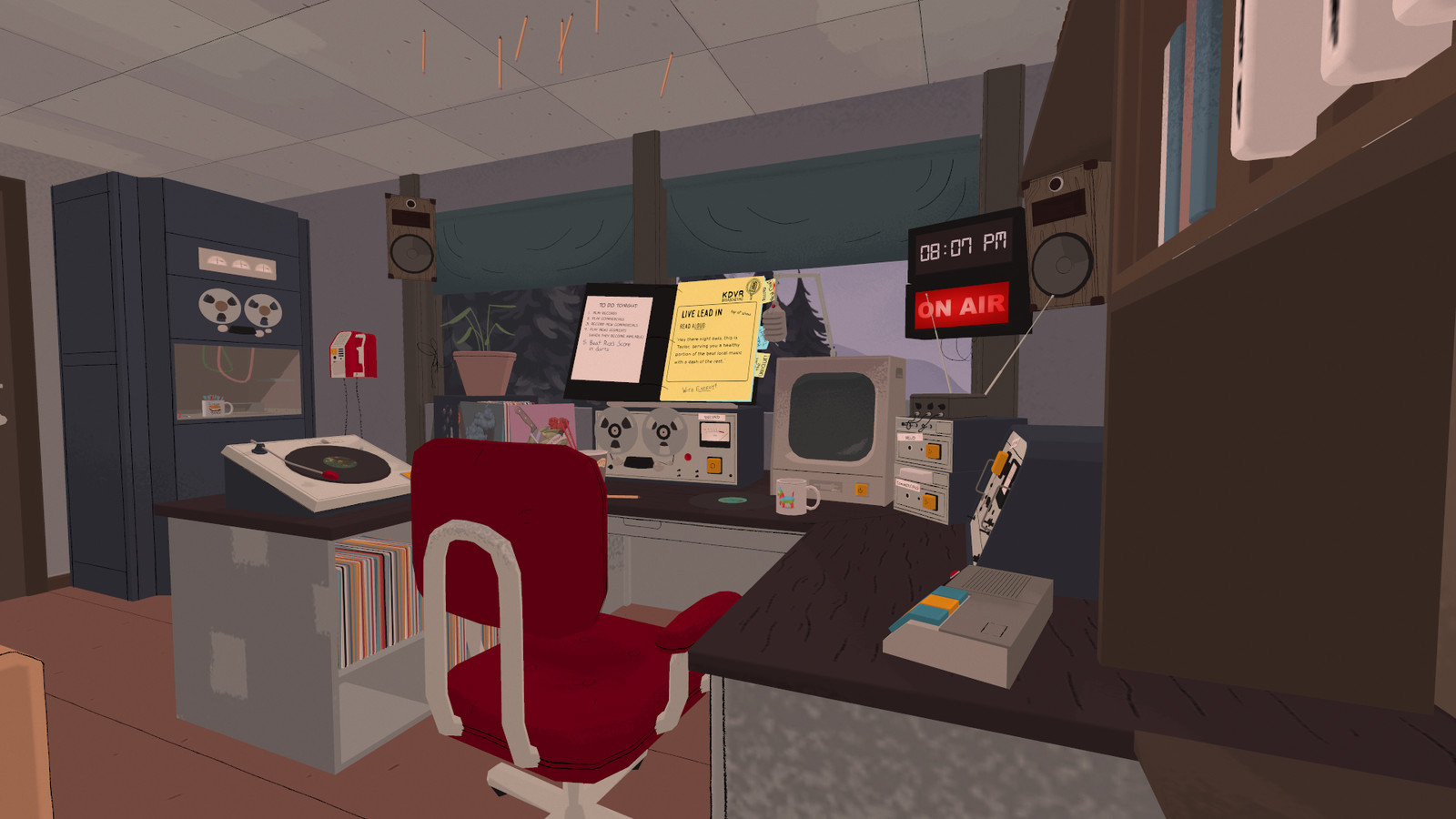Untethered Radio Studio